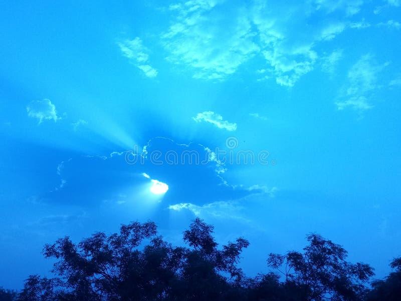 Ουρανός που εσείς don& x27 το τ βλέπει στη πραγματική ζωή δείτε στοκ φωτογραφία με δικαίωμα ελεύθερης χρήσης