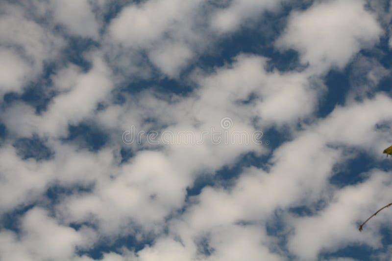 ουρανός σύννεφων στοκ φωτογραφίες