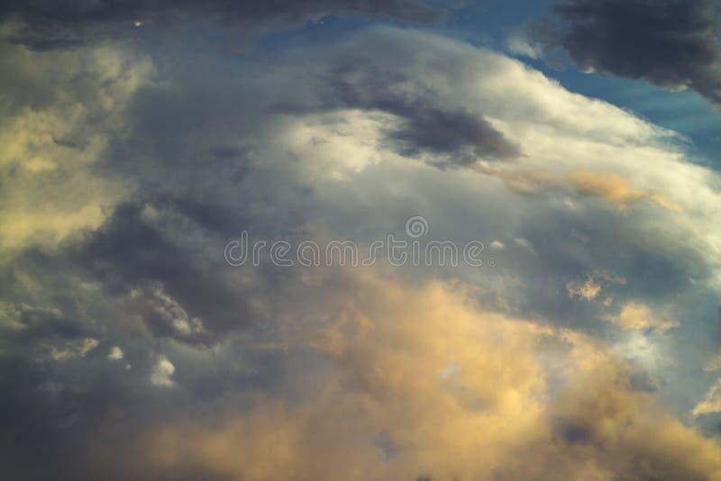 Ουρανός φαντασίας στοκ εικόνα με δικαίωμα ελεύθερης χρήσης