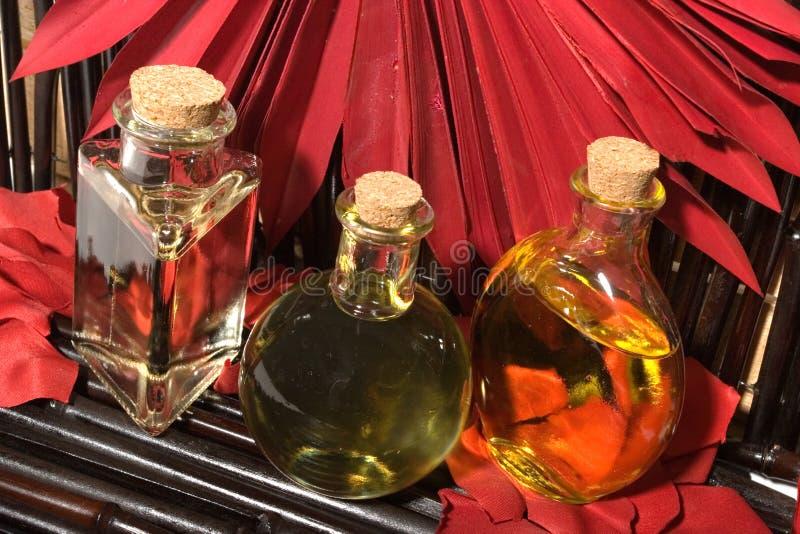 ουσιαστικά πετρέλαια μασάζ σωμάτων στοκ φωτογραφίες με δικαίωμα ελεύθερης χρήσης