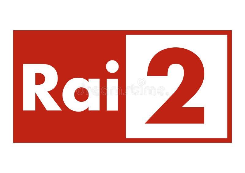Οφειλόμενο λογότυπο Rai απεικόνιση αποθεμάτων
