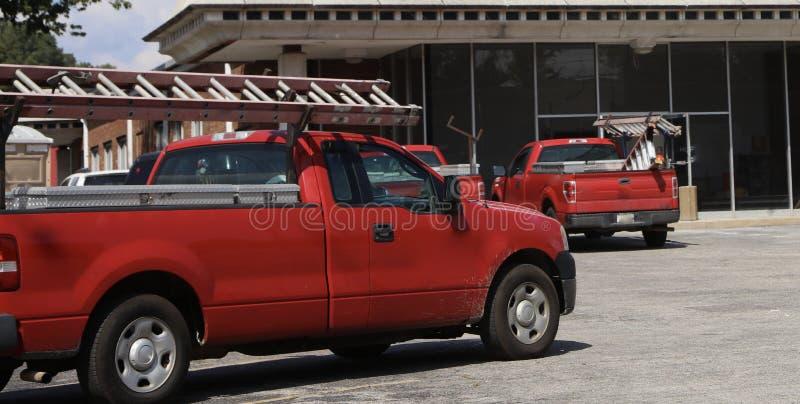 Οχήματα συντήρησης στοκ φωτογραφίες
