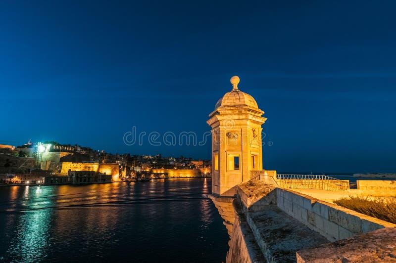 Οχυρό Άγιος Michael σε Senglea, Μάλτα στοκ φωτογραφίες με δικαίωμα ελεύθερης χρήσης