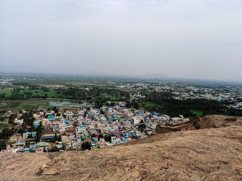 Οχυρό βράχου Dindigul στοκ εικόνες με δικαίωμα ελεύθερης χρήσης