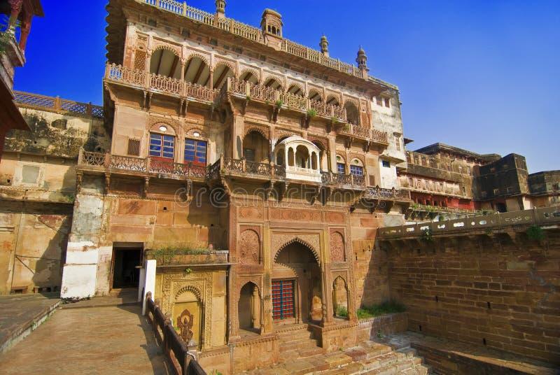 οχυρό Ινδός στοκ εικόνα