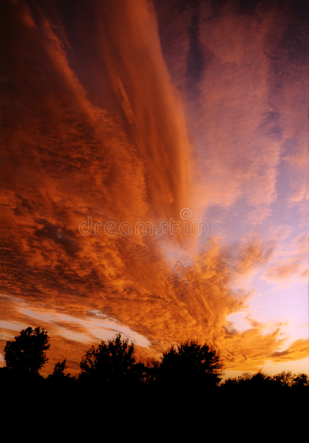 οχυρό πέρα από το ηλιοβασί&lamb στοκ φωτογραφίες με δικαίωμα ελεύθερης χρήσης