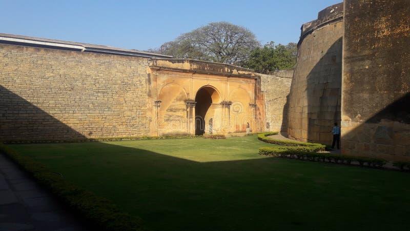 Οχυρό της Βαγκαλόρη στοκ εικόνες