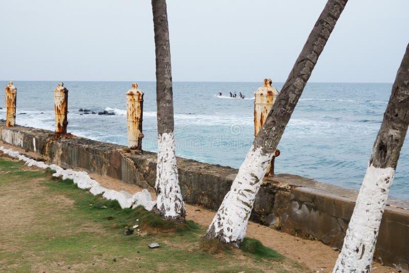 Οχυρό του Σάο Τομέ και Πρίντσιπε στοκ εικόνες με δικαίωμα ελεύθερης χρήσης