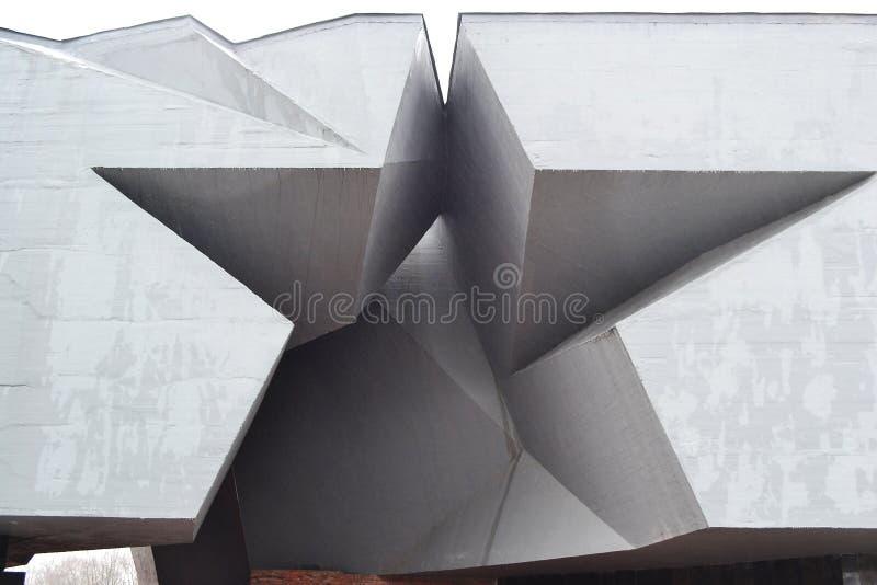 Οχυρό του Brest, Λευκορωσία στοκ εικόνα με δικαίωμα ελεύθερης χρήσης