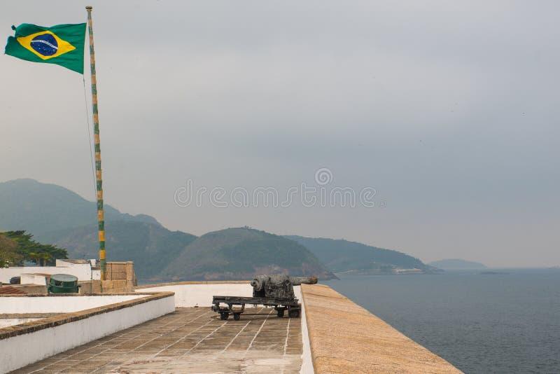 Οχυρό Φορταλέζα στοκ φωτογραφία με δικαίωμα ελεύθερης χρήσης