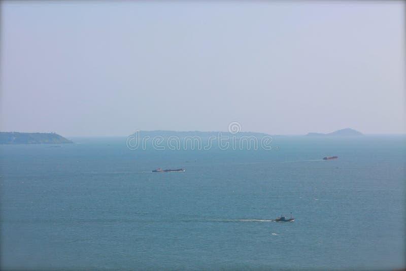 Οχυρό Aguada σε GOA, Ινδία στοκ φωτογραφίες με δικαίωμα ελεύθερης χρήσης