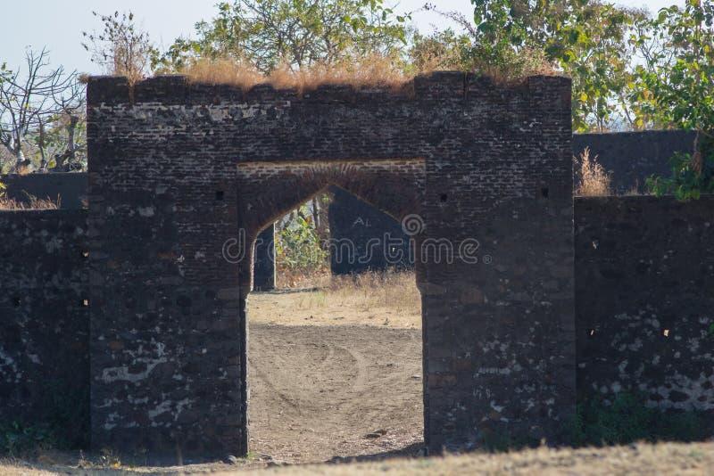Οχυρό Indore Kajligarh στοκ φωτογραφίες