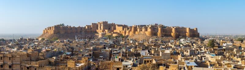 Οχυρό Jaisalmer στο Rajasthan στοκ φωτογραφίες