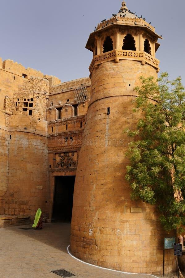οχυρό jaisalmer στοκ φωτογραφίες