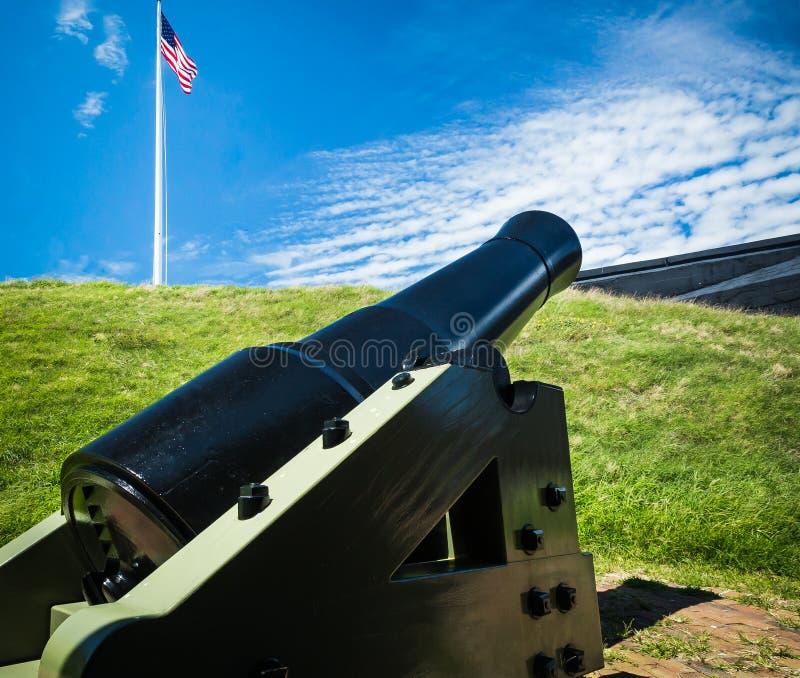 Οχυρό Sumter στοκ φωτογραφία