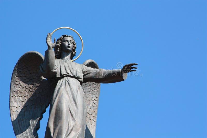 Ο άγγελος Ð  Ð ½ Ð ³ ÐΜл στοκ φωτογραφία
