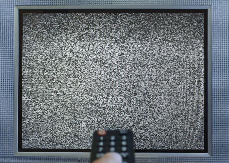 Ο άσπρος θόρυβος στοκ εικόνες με δικαίωμα ελεύθερης χρήσης