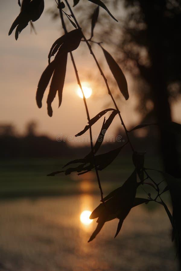Ο ήλιος δεν θέτει ποτέ στοκ φωτογραφία με δικαίωμα ελεύθερης χρήσης