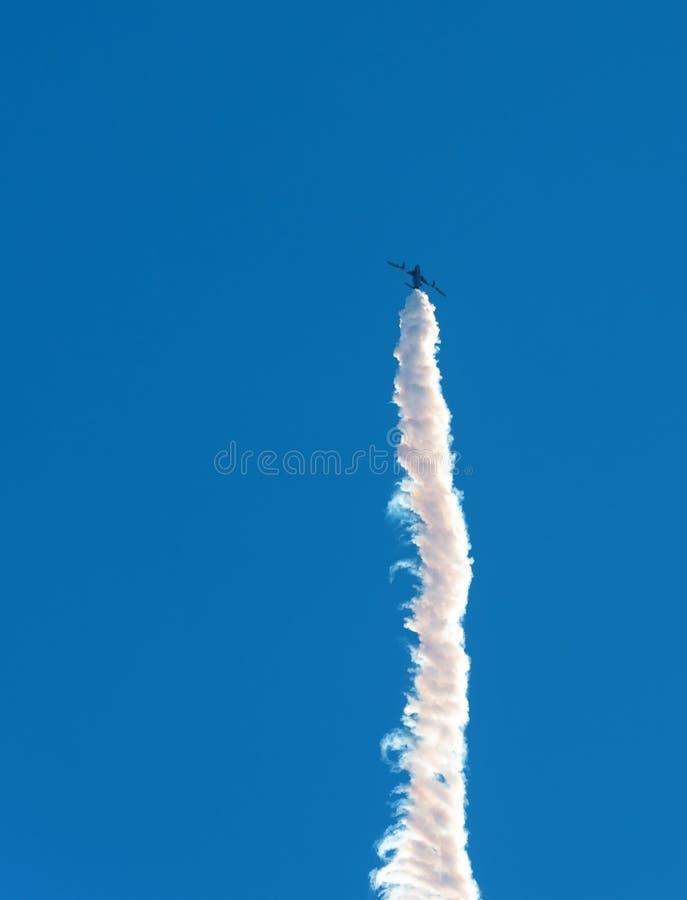 Ο αέρας παρουσιάζει σε maks-2017 στοκ φωτογραφία με δικαίωμα ελεύθερης χρήσης