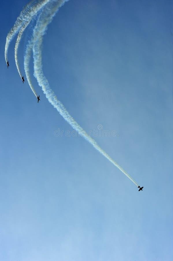 Ο αέρας παρουσιάζει στοκ εικόνα με δικαίωμα ελεύθερης χρήσης