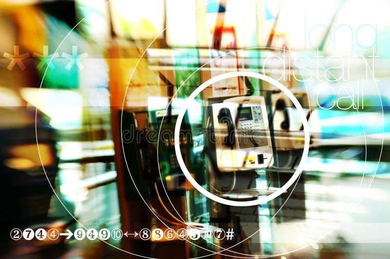 ο αερολιμένας πληρώνει τις τηλεφωνικές σκηνές απεικόνιση αποθεμάτων
