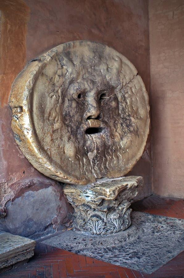 ο ανιχνευτής della bocca βρίσκεται verita στοματικής αλήθειας στοκ φωτογραφία με δικαίωμα ελεύθερης χρήσης