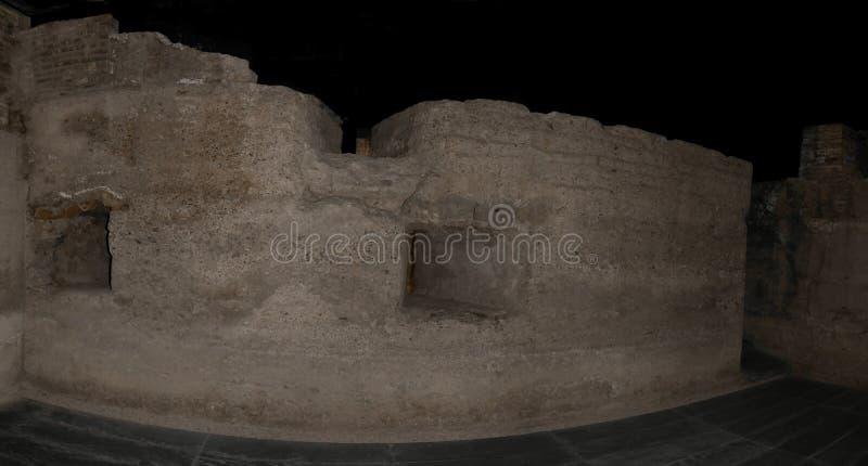 Ο αραβικός τοίχος του Murcia στοκ εικόνες με δικαίωμα ελεύθερης χρήσης