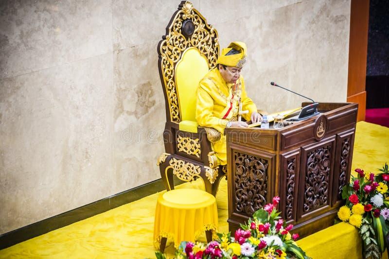 Ο βασιλικός σουλτάνος Highness Selangor στοκ εικόνες με δικαίωμα ελεύθερης χρήσης