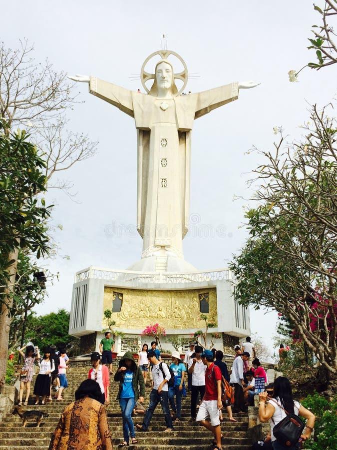Ο βιετναμέζικος Ιησούς στοκ εικόνα