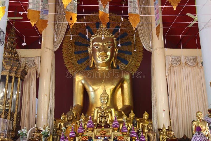 Ο βουδιστικός ναός χτίζει στοκ εικόνες