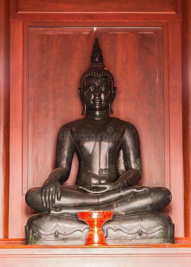 Ο Βούδας έκανε του νεφρίτη στοκ φωτογραφίες