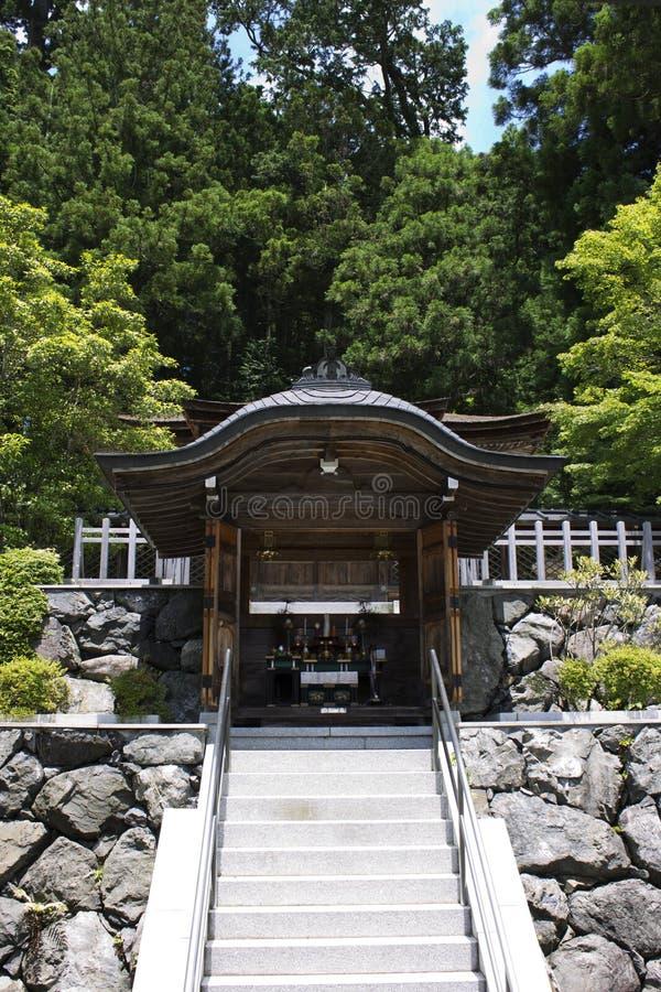 ο βωμός ιαπωνικό Κ επικο&lambda στοκ φωτογραφία με δικαίωμα ελεύθερης χρήσης