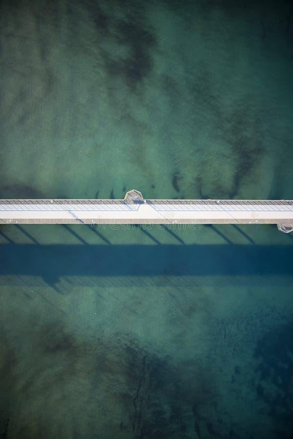 Ο δρόμος στη θάλασσα στοκ φωτογραφίες με δικαίωμα ελεύθερης χρήσης