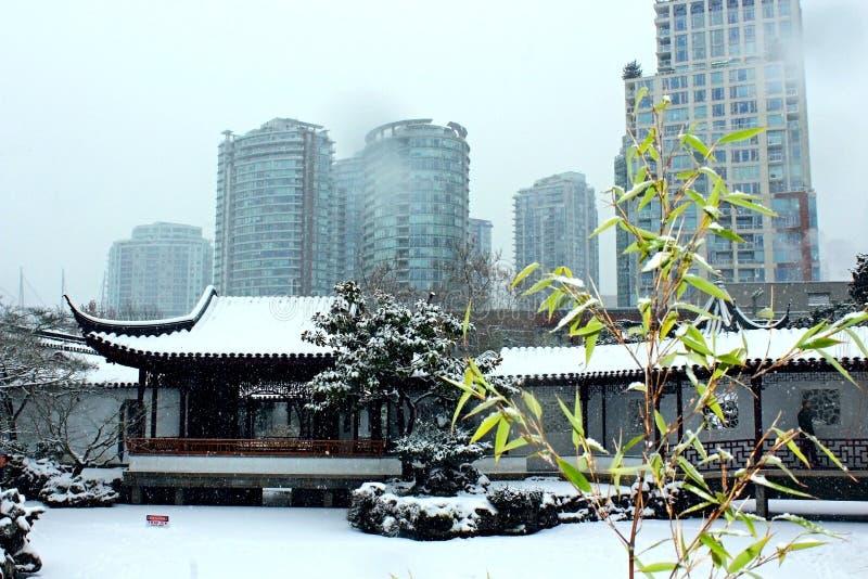 Ο Δρ Κλασσικός κινεζικός κήπος yat-Sen ήλιων στοκ εικόνα