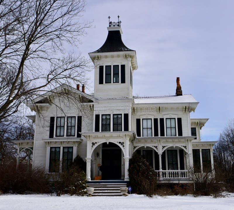 Ο Δρ William Γ Σπίτι του Leroy στοκ φωτογραφία με δικαίωμα ελεύθερης χρήσης