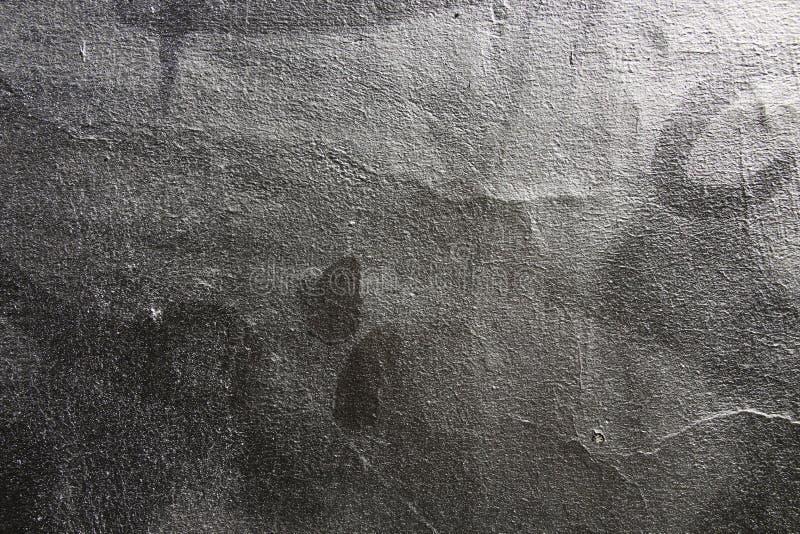 Ο εκλεκτής ποιότητας μεταλλικός χρωμάτων γκρίζος ασημένιος τοίχος υποβάθρου χρώματος κατασκευασμένος στοκ εικόνες με δικαίωμα ελεύθερης χρήσης