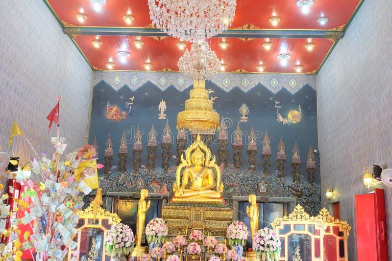 Ο επαρχιακός Βούδας Ταϊλάνδη στοκ εικόνες