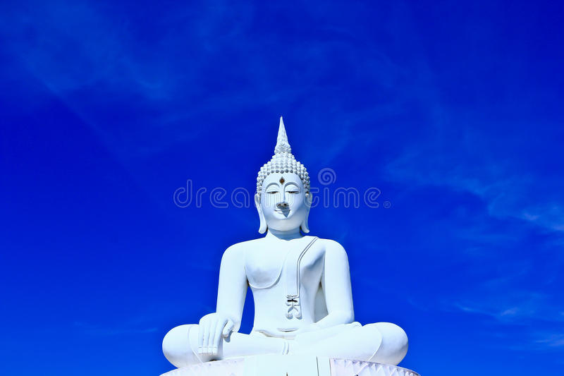 Ο λευκός Βούδας στον ουρανό