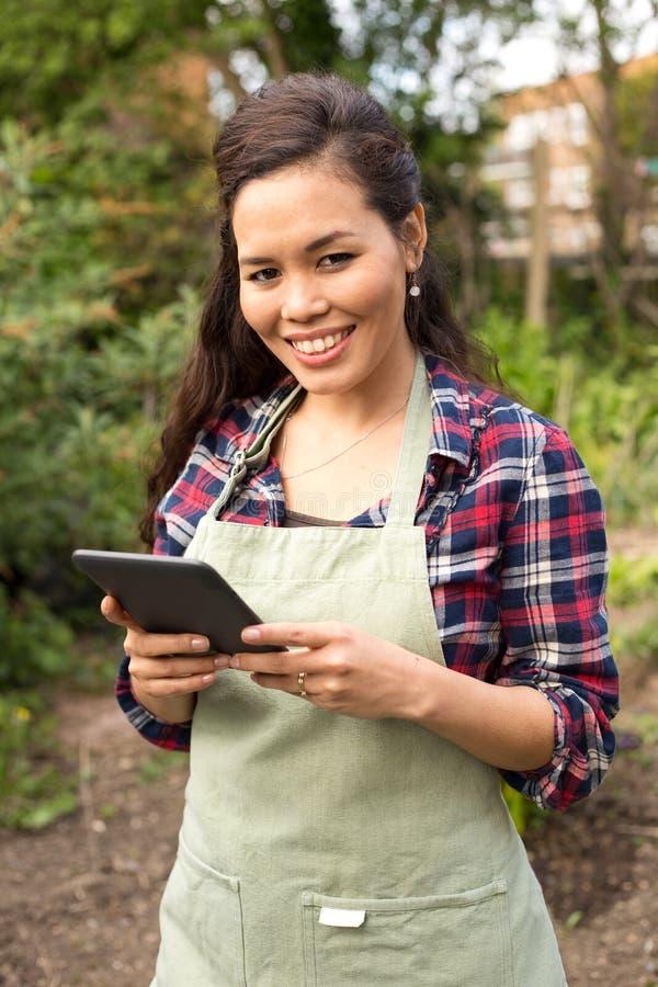 Οδηγίες κηπουρικής στοκ φωτογραφία με δικαίωμα ελεύθερης χρήσης