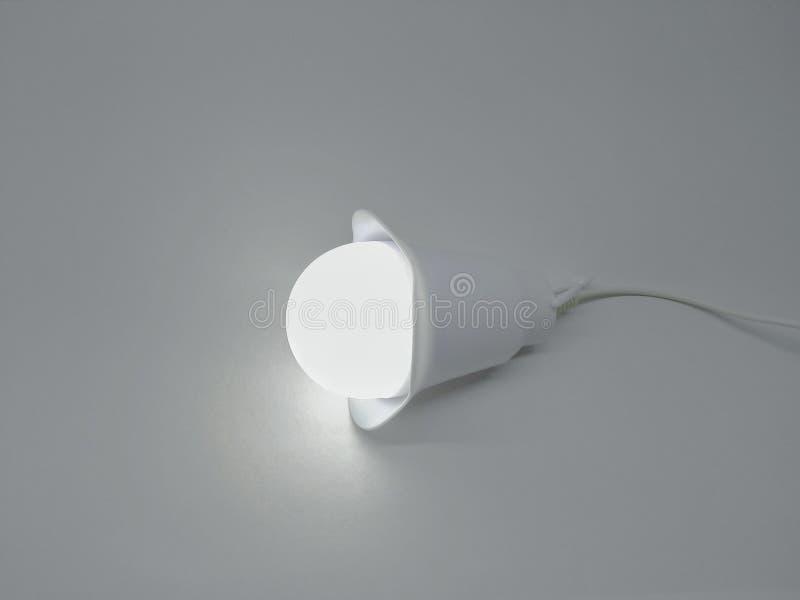 οδηγημένο βολβός φως στοκ φωτογραφίες