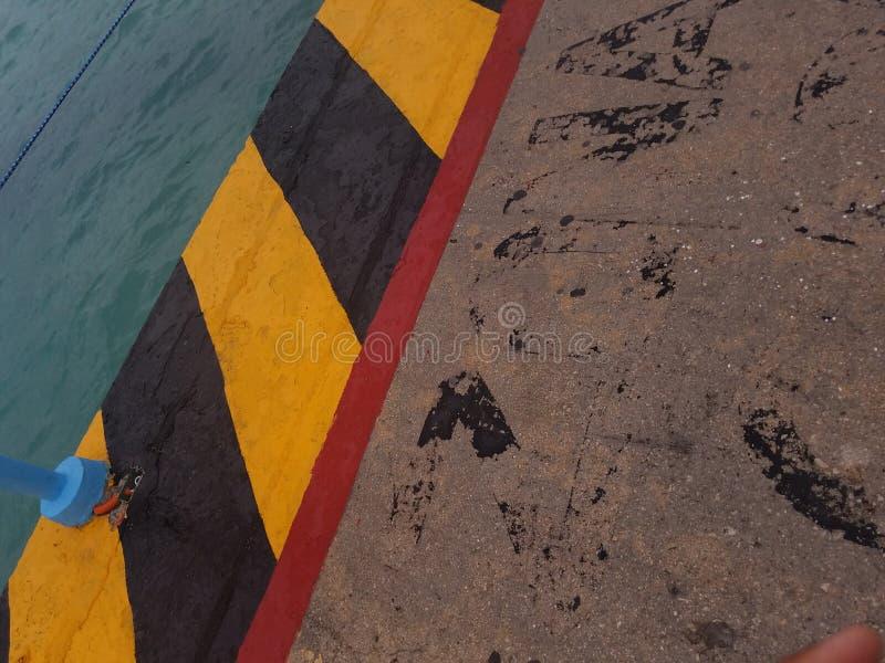 Ο θαλάσσιος λιμένας στο cozumel στοκ φωτογραφίες