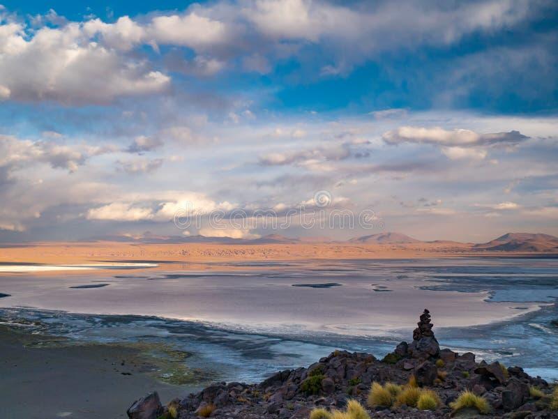 Οδικό ταξίδι στις Άνδεις στοκ φωτογραφία με δικαίωμα ελεύθερης χρήσης