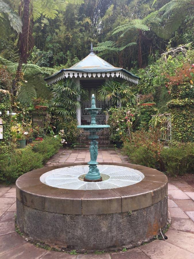 Ο κήπος του Λα Maison Folio στοκ εικόνες