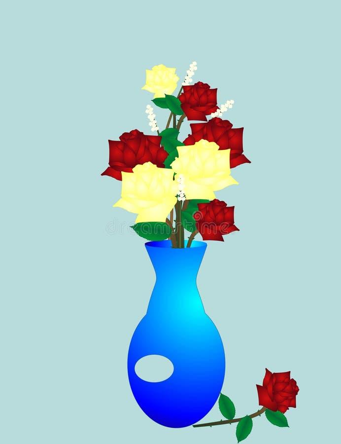 ο καθένας αγαπά τα τριαντά&phi απεικόνιση αποθεμάτων