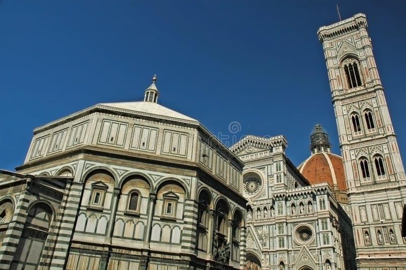 Ο καθεδρικός ναός της Φλωρεντίας Ιταλία στοκ φωτογραφία με δικαίωμα ελεύθερης χρήσης
