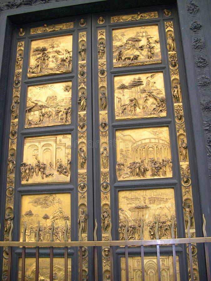 Ο καθεδρικός ναός της Φλωρεντίας Ιταλία στοκ εικόνα με δικαίωμα ελεύθερης χρήσης