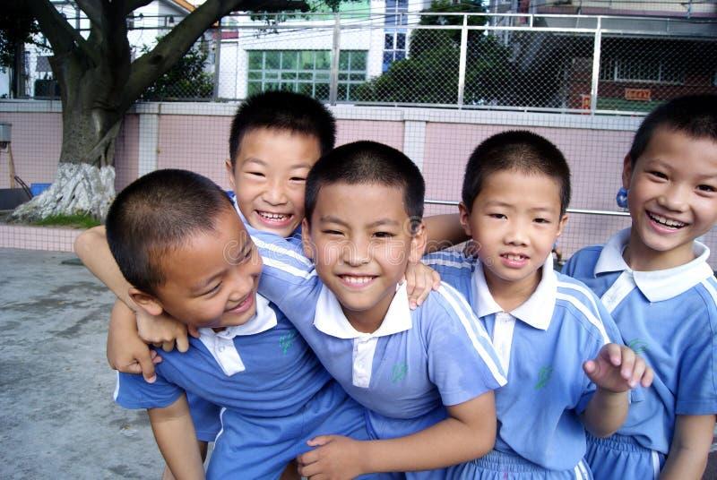 ο καλός μαθητής της Κίνας στοκ φωτογραφία με δικαίωμα ελεύθερης χρήσης