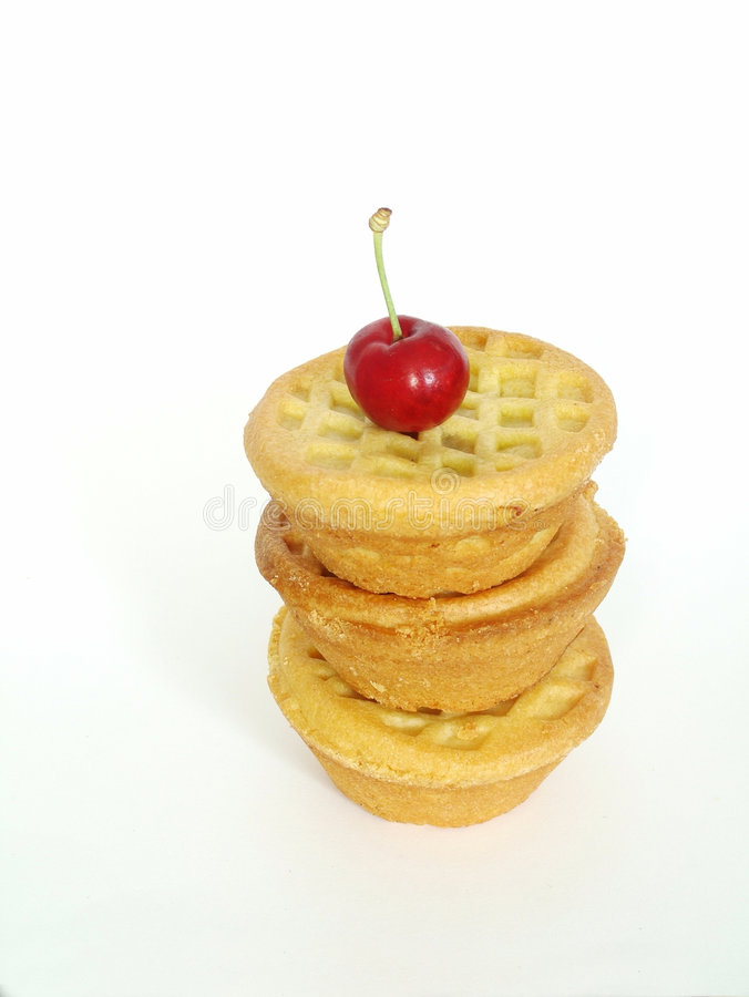 ο καρπός κομματιάζει τις πίτες στοκ εικόνες με δικαίωμα ελεύθερης χρήσης