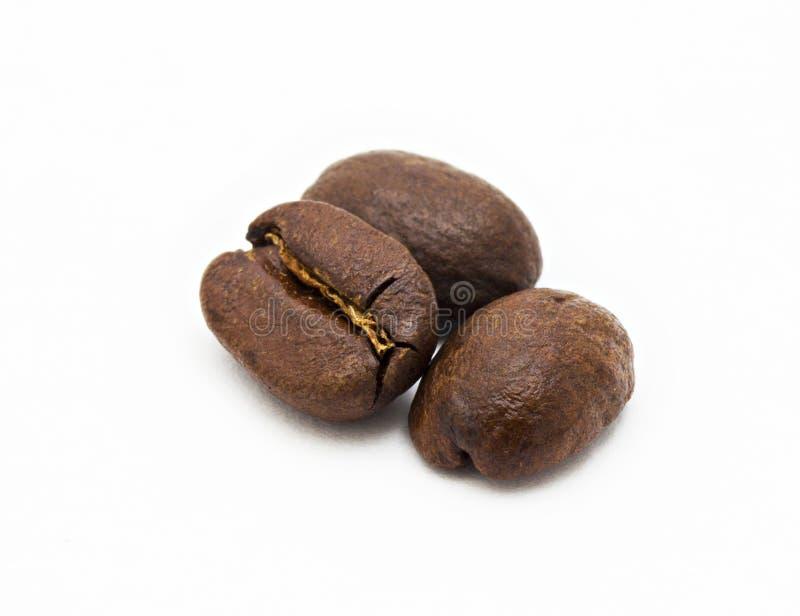 ο καφές φασολιών ανασκόπη& στοκ εικόνα