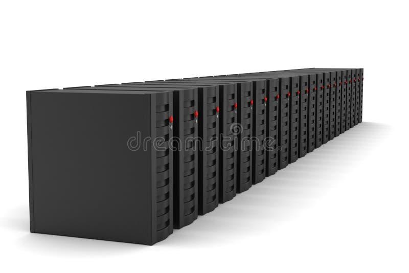 Ο κεντρικός υπολογιστής και τα στοιχεία εισάγονται απεικόνιση αποθεμάτων
